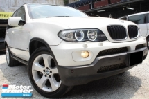 2006 BMW X5 Bmw X5 ORI M SPORT 3.0 P DVD PANORAMIC PERFECT SUV