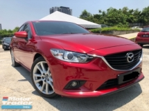 2015 MAZDA 6 2.5 SDN 5EAT, Full Service Record, Well Maintance, Clean Interior, Call Now