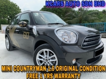 2015 MINI Countryman 1.6 FACELIFT FREE 1 YRS WARRANTY