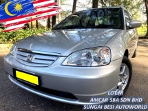 2002 HONDA CIVIC 1.7 VTIS (A) VTEC [SELL BELOW MARKET] RAYA
