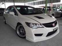 2009 HONDA CIVIC 2.0 TYPE R FDR2 (M) LOW MILEAGE