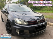 2012 VOLKSWAGEN GOLF GTI 2.0 GTi (A)Stage2 Sunroof MK6 Paddle Shift
