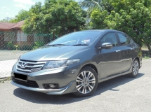 2012 HONDA CITY  1.5 E i-VTEC PaddleShift Modulo Facelift TipTOP LikeNEW