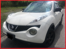 2014 NISSAN JUKE 15RS URBAN SELECTION