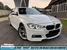 2016 BMW 3 SERIES 320I M-SPORT NEW FACELIFT PREMIUM HIGH SPEC LOW MILEAGE ONE OWNER TIPTOP SHOWROOM CONDITION