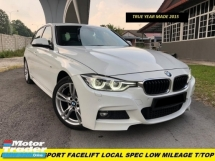 2016 BMW 3 SERIES 320I M-SPORT FACELIFT MODEL LIMITED STOCK DEMO CAR UNIT CONDITION
