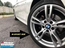 2015 BMW 3 SERIES 320I M-SPORT FACELIFT MODEL LIMITED STOCK DEMO CAR UNIT CONDITION