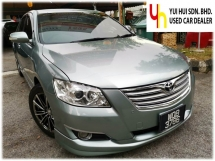 2007 TOYOTA CAMRY Toyota Camry 2.0 G (A) 1 OWNER FULL LEATHER SEAT