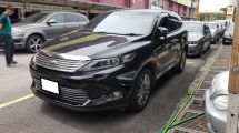 2014 TOYOTA HARRIER 2.0 4 MATIC (A) REG 2016, ONE CAREFUL OWNER, LOW MILEAGE DONE 72K KM, PREMIUM SPEC, POWER BOOT, REVERSE CAMERA, 18