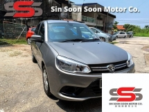 2017 PROTON SAGA 1.3 Premium FULL Spec(AUTO)2017 Only 1 UNCLE Owner, 8K Mileage,TIPTOP, DIRECT-Owner, with AIRBEGs & PROTON 3 YEAR WARRANTY RECORD
