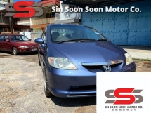 2005 HONDA CITY 1.5 VTEC FULL Spec 7 SPEED(AUTO)2005 Only 1 LADY Owner, LOW Mileage,TIPTOP,DIRECT-Owner,with BODYKIT, 7 Speed PADDLE Shift & 2 AIRBEGs
