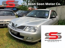 2002 PROTON WAJA 1.6 Premium FULL Spec(AUTO)2002 Only 1 LADY Owner, LOW Mileage, TIPTOP, ACCIDENT-Free, DIRECT-Owner, with BODYKIT, SPORTRIM & AIRBEGs