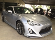 2014 TOYOTA 86 2.0 GT LIMITED - MODELISTA - MANY UNITS