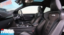 2015 BMW M4 3.0 TWIN POWER TURBO SUNROOF CARBON FIBER INTERIOR TRIM YEAR END SALE FAST APPROVAL
