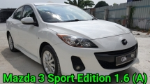 2015 MAZDA 3 CKD 1.6L SDN Ori 59K Km Mileage Confirm Accident Free Smooth Running Condition Confirm No Repair Need Worth Buy