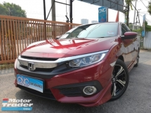 2016 HONDA CIVIC 1.5 TC TURBO