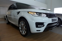 2013 LAND ROVER RANGE ROVER SPORT 5.0 V8 SUPERCHARGED AUTOBIOGRAPHY