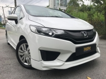 2015 HONDA JAZZ 1.5 (A) TEACHER OWNER MUGEN BODYKIT FULL SEVICE RECORD LIKE NEW