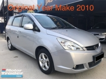 2010 PROTON EXORA 1.6 H-LINE, Full Spec, 1 Owner, Guarantee Tip Top Condition, 100% Accident Free.Original Low Mileage
