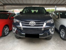 2017 TOYOTA FORTUNER 2.7 4X4 SRZ (CKD Local Spec)