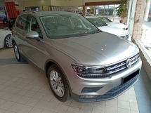 2018 VOLKSWAGEN TIGUAN HIGHLINE 1.4L FULL PACKAGE (A) PRE OWN