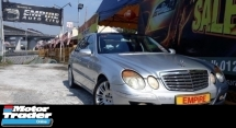 2009 MERCEDES-BENZ E-CLASS E230 AVANTGARDE 2.5 ( A ) V6 SPORT EDITION !! NEW FACELIFT !! PADDLE SHIFT SUNROOF MOONROOF PANORAMIC ROOF AND ETC !! PREMIUM FULL SPECS !! ( JXX 919 ) 1 CAREFUL OWNER !!