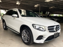 2016 MERCEDES-BENZ GLC 250 2.0 AMG 4MATIC - RECON - UNREG - LIMITED UNITS ONLY
