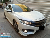 2016 HONDA CIVIC 1.8S MODULO BODYKIT FACELIFT MODEL (A) OFFER UNDER WARRANTY BY HONDA