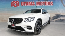 2017 MERCEDES-BENZ GLC 43 AMG PREMIUM COUPE 3.0 CARBON FIBER INTERIOR SUNROOF PROMOTION