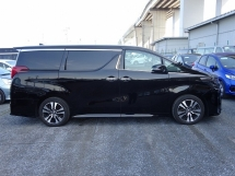 2018 TOYOTA ALPHARD 2.5 SC 2018 NEW FACELIFT