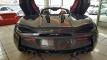 2017 MCLAREN 570 S 3.8 V8 BOWERS WILKINS (A) OFFER SUPER CAR UNREG