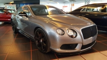 2015 BENTLEY CONTINENTAL GT 4.0 V8 S COUPE MDS CONCOURS SERIES PACKAGE LTD NAIM AUDIO (A) OFFER UNREG