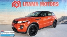 2015 LAND ROVER RANGE ROVER EVOQUE 2.0 Si4 DYNAMIC PANORAMIC ROOF SURROUND CAMERA VIEW PROMOTION