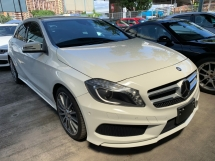 2014 MERCEDES-BENZ A250 A250 AMG BODYKIT MEMORY SEATS REVERSE CAMERA AMG FINISHING