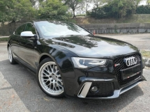 2011 AUDI S5 3.0 V6 (A) TFSI HP333 7SPD SPORT BACK FACELIFT
