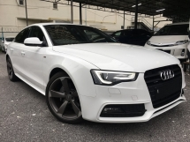 2013 AUDI A5 2.0 TFSI QUATTRO S LINE SPORTBACK ** BLACK EDITION / B&O SOUND SYSTEM ** OFFER OFFER ** GRAB IT NOW ** DONT MISS IT