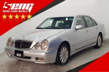 2003 MERCEDES-BENZ E-CLASS E240 AVANTGARDE LIMITED 2.6 W210