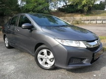 2014 HONDA CITY 1.5 E (A) PUSH START KEYLESS TOUCH SCREEN R/CAM