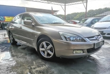 2007 HONDA ACCORD 2.0 VTI FACELIFT JagaBaik