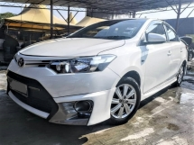 2015 TOYOTA VIOS 1.5J (AT) JAGABAIK 1owner