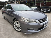2014 HONDA ACCORD 2.4 VTI-L FACELIFT FULL SERVICE RECORD