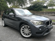 2013 BMW X1 2.0 (A) sDrive20i FACELIFT TWIN TURBO 8SPD LCI