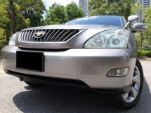 2006 TOYOTA HARRIER 240G (A) PREMIUM L PACKAGE FULL SPEC/ 1 OWNER/ HIGH VALUE LOAN