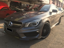 2015 MERCEDES-BENZ CLA 45 AMG 28K KM UW2020 Registered 2016