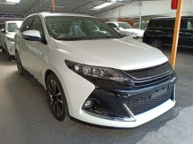 2015 TOYOTA HARRIER 2.0 GS ELEGANCE PACKAGE SLIDING PANORAMIC ROOF (A) OFFER UNREG
