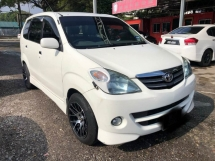 2009 TOYOTA AVANZA 1.5 S (A) FULL SPEC DVD PLAYER