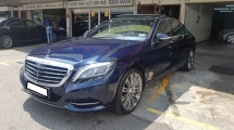 2016 MERCEDES-BENZ S-CLASS S400L HYBRID (A) REG SEPTEMBER 2016, ONE DIRECTOR OWNER, FULL SERVICE RECORD, LOW MILEAGE DONE 49K KM, UNDER WARRANTY UNTIL SEPTEMBER 2020