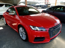 2016 AUDI TTS 2.0 TFSI QUATTRO NEW MODEL JPN SPEC (A) OFFER UNREG
