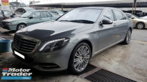 2015 MERCEDES-BENZ S-CLASS S400L HYBRID (A) REG 2015, ONE DIRECTOR OWNER, FULL SERVICE RECORD, LOW MILEAGE DONE 29K KM, UNDER WARRANTY UNTIL FEBRUARY 2019
