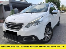 2016 PEUGEOT 2008 PREMIUM FULL SERVISE RECORD LADY OWNER ORIGINAL PAINT NAPPA LEATHER SEAT SUPER TIP TOP